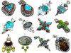 India Pendant Jewelry