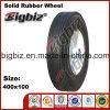 Verkäufe, die Gummi-Rad des Riemenscheiben-Rad-400X100 schieben