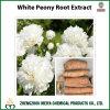 Extracto de pó de raiz de peônia branca de fornecimento de fábrica com HPLC de 8% -20% de Paeoniflorina