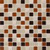 石造りの組合せのクリスタルグラスのモザイク・タイル(HGM239)