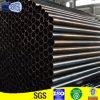 Pipes en acier recuites noires rondes de carbone courant