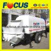 Engine Diesel Trailer Concrete Pump para Sale (HBTS30.13.130R)