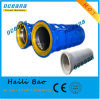 Tubo de concreto horizontal tornando máquina vendida ao Sri Lanka300-2000mm