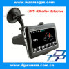 4.3 Inch GPS Navigator With Mobile Radar Detector 3 All in One