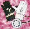 Klavier-Handschuhe