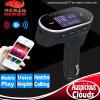 Lecteur MP3 du véhicule FM d'émetteur de Bluetooth des Multi-Fonctions AC-2026 avec le chargeur d'USB