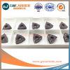 Inserciones de carburo sólido CNC indexables