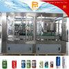 Máquina de rellenar de la cerveza in-1 de la botella de cristal 3 del precio de fabricantes con principio de funcionamiento