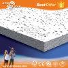 Junta de lana mineral de la fibra de techo acústico / Azulejos Techo Falso