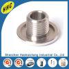 Tornillos de acero inoxidables de encargo del CNC de la alta precisión