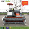 Высокая эффективность риса комбайна уборочной машины мини комбайн зерна комбайна