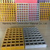 모래로 덮인 FRP 격자판, 섬유유리 격자판, GRP/FRP Non-Slip 격자판, 유리 섬유 거슬리는 소리