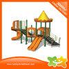 Оптовая торговля игровая площадка спираль трубы слайд дети играют на открытом воздухе устанавливает 2017