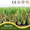 Estera sintetizada artificial de la hierba de la naturaleza al por mayor de China para el jardín