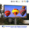 Cartelera publicitaria a todo color al aire libre de la exhibición de LED