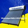chaufferette solaire de pression de caloduc 240L