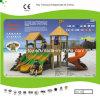 Campo de jogos das crianças ao ar livre da série de madeira colorida pequena de Kaiqi (KQ10152A)