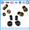 Compteurs de laiton / plastique / Iorn Water Meter de Dn15-40mm