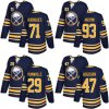 Buffalo Sabres Zach Bogosian Evan Rodrigues Viktor Antipin Hockey camisolas