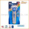 Maquinilla de afeitar que afeita disponible vendedora caliente (MA-6607)