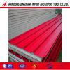 Couleur PPGI/PPGL en acier recouvert de feuille de toiture en carton ondulé