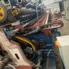 真鍮のシャトルのナイロン魚の純作成機械