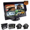 9  het Systeem van de Camera van de Mening van de Vierling Ahd met Waterdichte Monitor IP69K voor de Veiligheid van de Visie