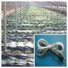 Кабель топления завода PVC электрический в китайской фабрике
