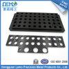 La précision de pièces d'usinage CNC avec Delrin pour l'emballage d'équipement (LM-1058A)