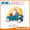 Coche plástico de Zhongkai para los niños