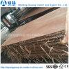 la chapa de 6-18m m Okoume hizo frente a la madera contrachapada para los muebles