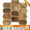 In het groot Gouden Ceramisch Mozaïek voor Supermarkt (C655043)