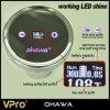 Eshisha E-Flüssigkeit Huka-Schüssel Ohawa Ehookah Haupt-LED Leuchte-Bildschirmanzeige
