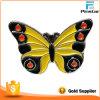 O Lapel americano Shaped de China da borboleta fixa o emblema