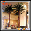 Indoor Decorative Fiberglass Fake Artificial Washington Palm