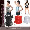 Сексуальный корсет женское бельё шкафута заплатки более Bustier спиральн Boned сталью (TWK9388)