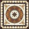 磨かれた水晶陶磁器のカーペットの床タイル