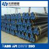 Tubo de acero inconsútil 133*10 para la caldera de presión inferior