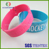 PromotionのためのCustom Printed Logoの2016熱いNew Products Novelty Fashion Party Supplies Silicone Wristband
