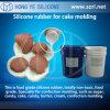 チョコレート製品の鋳造物のシリコーンゴムの液体