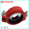 4X2-1/2 Inch Grooved Reducing Coupling (UL Listed, FM Approved)