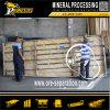 Gruesa del mineral de clasificación eliminar el sulfuro de Maquinaria Mineral de madera Shaker tabla