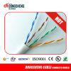 cable Cat5e del cable SFTP de la red de la prueba de la platija del paso de los 305m