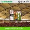 Anúncio ao ar livre do estádio do diodo emissor de luz Dispay do brilho Ap10 elevado de Chipshow