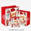Bolsa de papel de regalo de Navidad de alta calidad