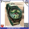 Yxl-182 de promotieFabriek van de Horloges van het Leger van de Sport van het Embleem van de Douane van het Polshorloge van het Kwarts van het Silicone van het Horloge van de Vrouwen van de Mannen van de Manier Militaire Toevallige Unisex-