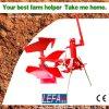 Le attrezzature agricole parte l'aratro rovesciabile di inverso dell'aratro