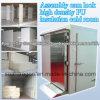O bloqueio do came do conjunto de isolamento de poliuretano de Alta Densidade sala fria