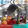 유압 CNC 격판덮개 회전 기계를 제조하는 바람 탑