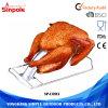 Roaster цыпленка угля верхнего качества удобный напольный вращая